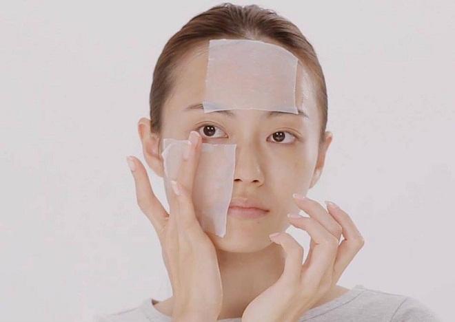 cách sử dụng Serum Vitamin B3 theo cách đắp lotion mask