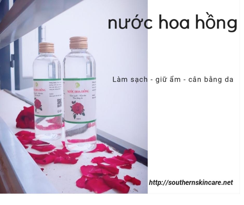 Nước hoa hồng
