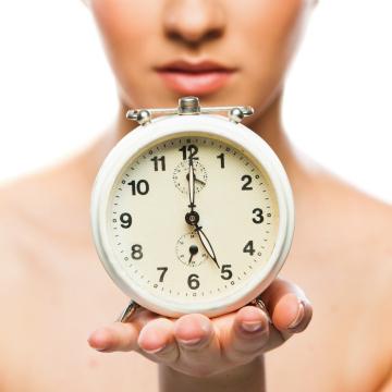 Các mốc thời gian chăm sóc da