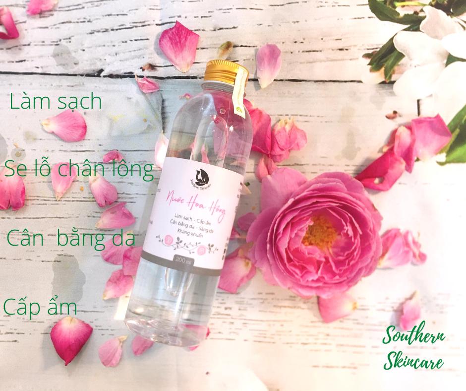 Nước hoa hồng Southern Skincare